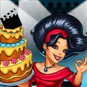 Cake Mania Celebrity Chef - logo