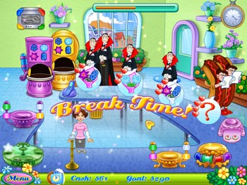 Cake Mania Main Street screen shot