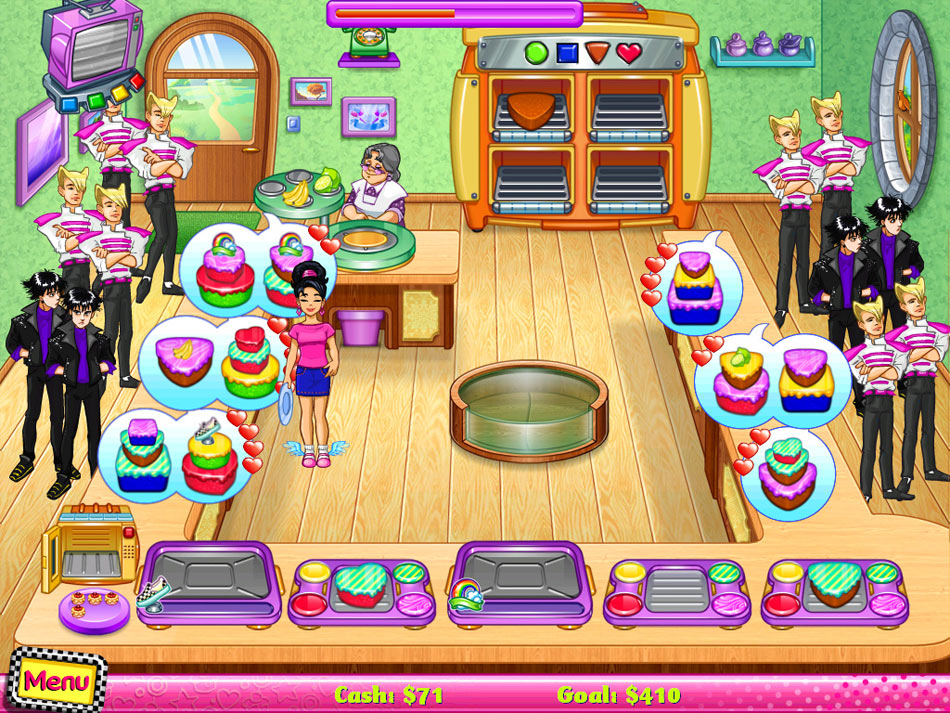 Cake Mania: To the Max screen shot