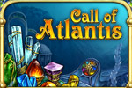 Call of Atlantis is a great blend of match 3, hidden object, and adventure!