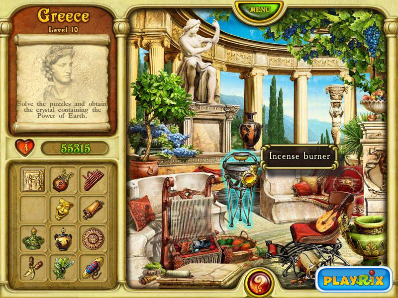Call of Atlantis screen shot