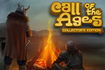 To save the world, you must collect incredible artifacts to fix the Calendar of Ages in Call of the Ages Collector's Edition, a match-3 game!