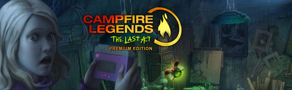 Campfire Legends - The Last Act Premium Edition