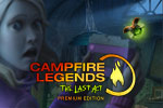 Past and present merge into one final terrifying chapter in Campfire Legends - The Last Act Premium Edition. Look for clues inside a creepy manor.