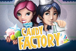 Candace Kane's Candy Factory is an enormously addictive puzzle-action game