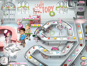 Candace Kane's Candy Factory screen shot