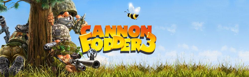 Cannon Fodder 3