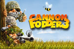 A little bit silly and a whole lot of fun, Cannon Fodder 3 asks: will you stay cannon fodder or become a general?!
