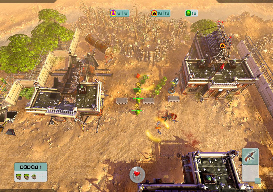Cannon Fodder 3 screen shot