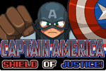 Captain America goes behind enemy lines to free his fellow Commandoes and stop a Red Skull plot.