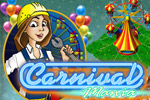 Plan, build and run the best amusement park ever in Carnival Mania!