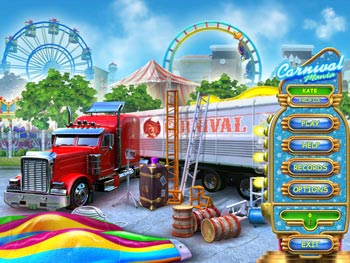Carnival Mania screen shot