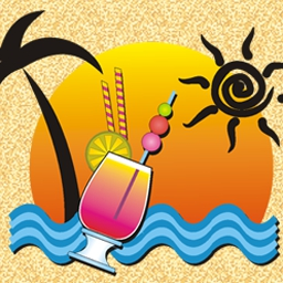 Cathy's Caribbean Club - Use your business skills to start a smoothie shop in the Caribbean! - logo
