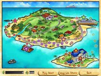 Cathy's Caribbean Club screen shot