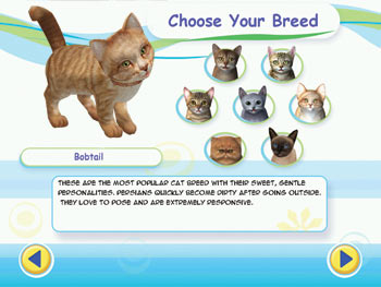 Petz Catz 2 screen shot
