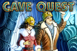 Gather helpful items by completing Match-3 levels and use them on your adventure. Save the heroine's family in Cave Quest!