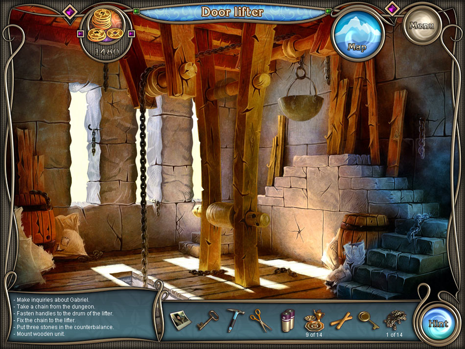 Cave Quest screen shot