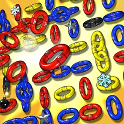 Chainz 2 - Collapse links with power-ups and create cool chain reactions! - logo