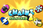 Collapse links with power-ups and create cool chain reactions!