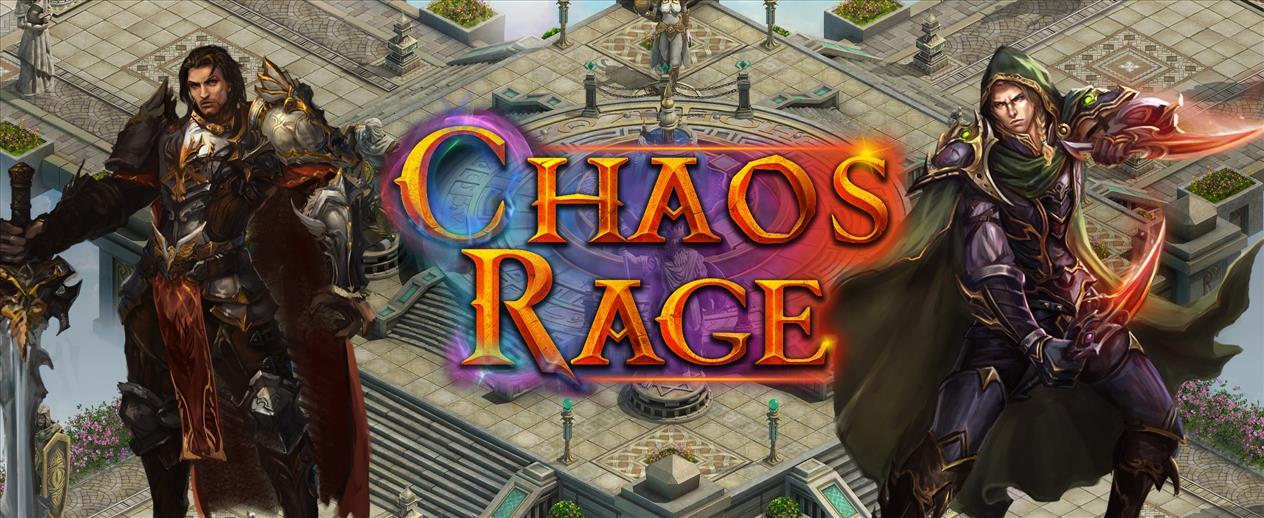Chaos Rage - Start fighting!