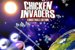 Jiminy Christmas!  Defeat the chickens at the final mother-hen ship battle.