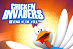 Take fate into your own two ketchup-stained hands in Chicken Invaders 3!