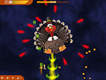 Screenshot of Chicken Invaders 4 Thanksgiving Edition