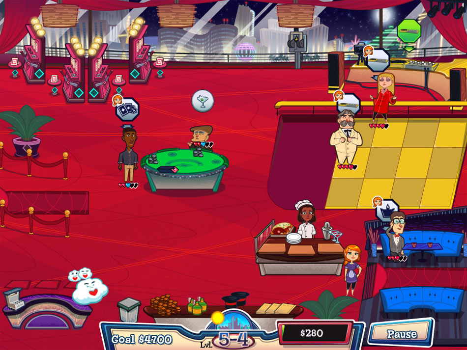 Chloe's Dream Resort screen shot