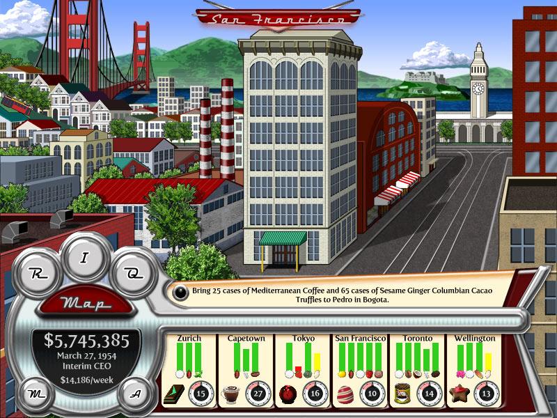 Chocolatier - Decadence by Design screen shot