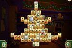 Screenshot of Christmas Mahjong