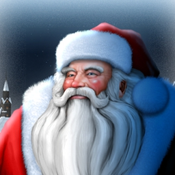 Christmas Wonderland - Can you help Santa find all toys scattered around Wonderland? Help Santa and the elves get back on schedule in this Hidden Object game. - logo