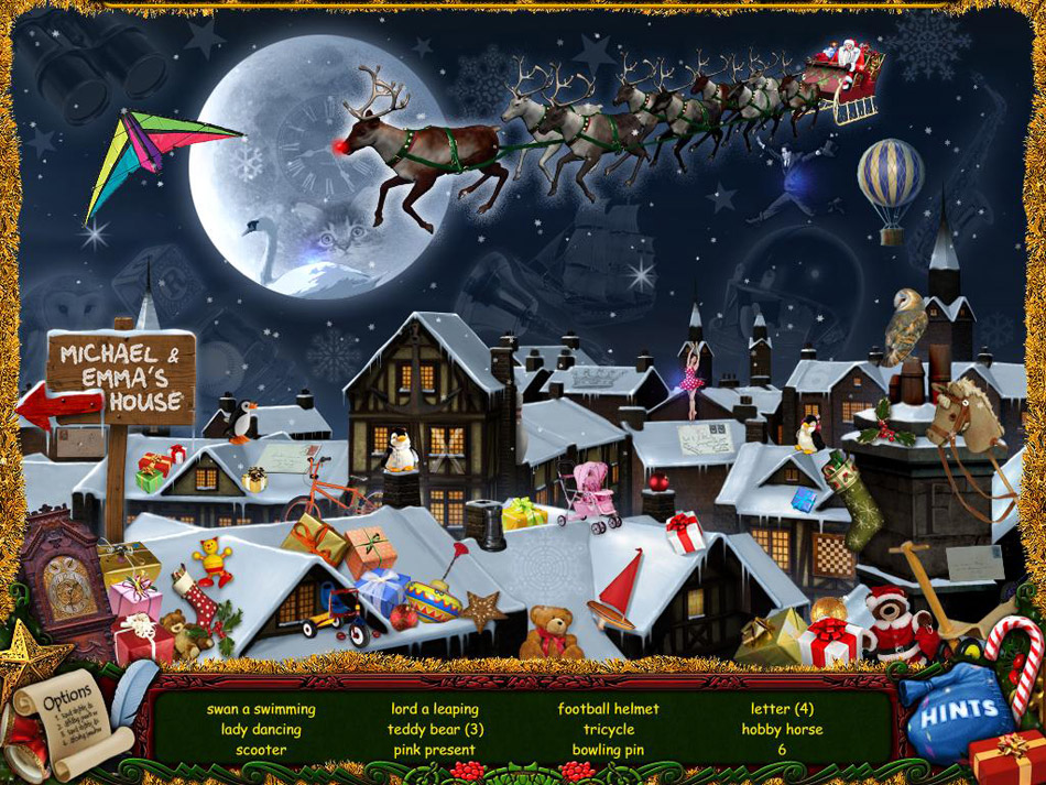 Christmas Wonderland screen shot