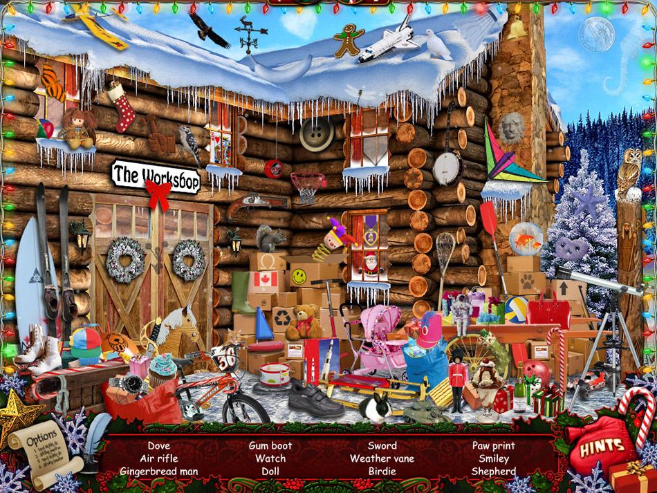 Christmas Wonderland 2 screen shot