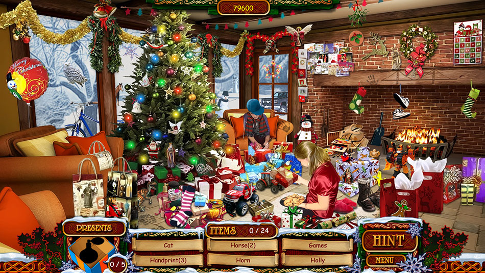 Christmas Wonderland 4 screen shot