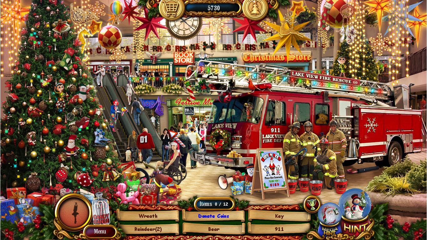 PC Download Hidden Object Kids Holiday