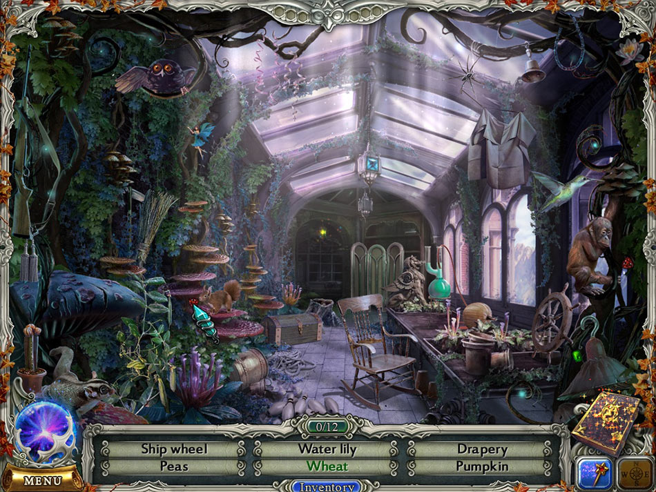 Chronicles of Albian 2: The Wizbury School of Magic screen shot
