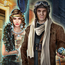 Chronicles of the Witches and Warlocks - Accused of a murder he didn't commit, Danny Reed needs your help! Find the truth in this hidden object game, Chronicles of the Witches and Warlocks. - logo