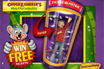 Screenshot of Chuck-E-Cheese Ticket Blaster