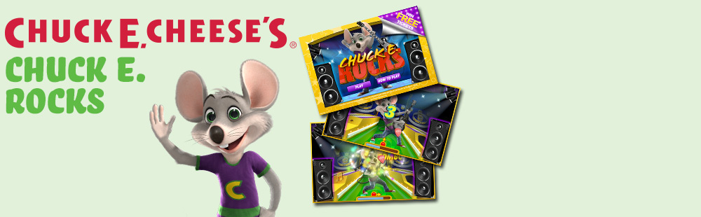 Chuck-E-Cheese Rocks