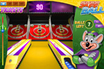 Screenshot of Chuck-E-Cheese Skeeball