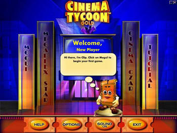Cinema Tycoon screen shot