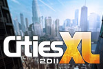 Cities XL 2011 lets you build all kinds of cities and trade among them!