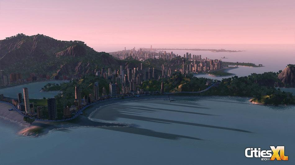 Cities XL 2011 screen shot