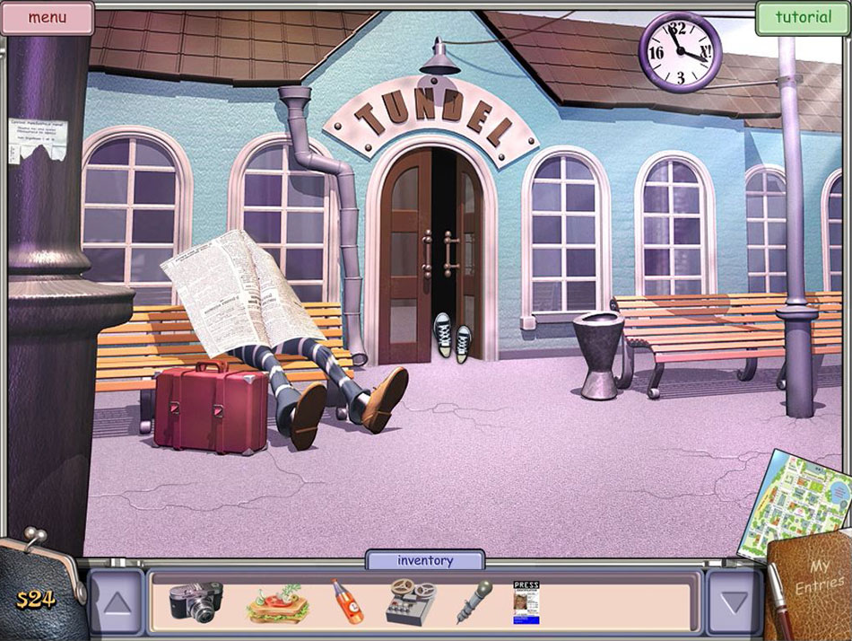 City of Fools screen shot