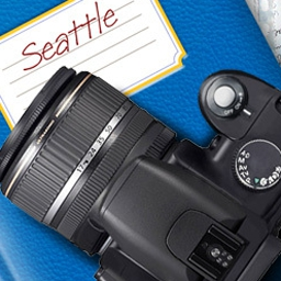 City Sights - Hello Seattle! - Seek out famous landmarks and hidden gems in City Sights - Hello Seattle! - logo
