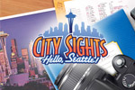 Seek out famous landmarks and hidden gems in City Sights - Hello Seattle!