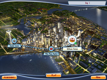 City Sights - Hello Seattle! screen shot