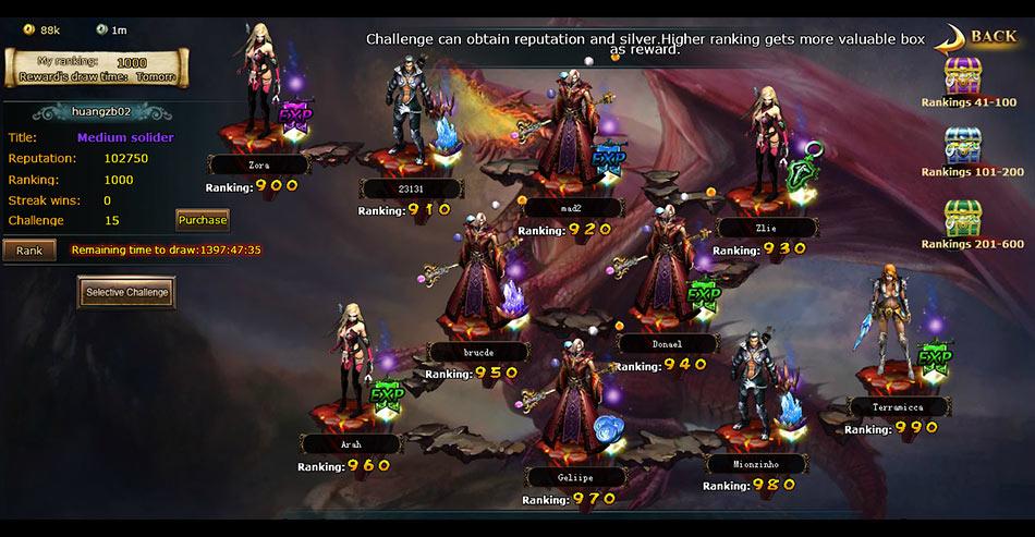 Clash of Olympus screen shot
