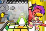 Screenshot of Club Penguin