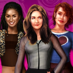Clueless - Help Cher find the perfect clothes for every occasion in the Clueless game! - logo
